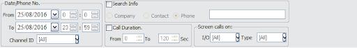 com1-voice-logger-installation-software-main-menu-search